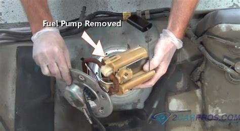 how do you replace a fuel pump and filter on 1991 chevy how to replace a fuel pump in under 2 hours