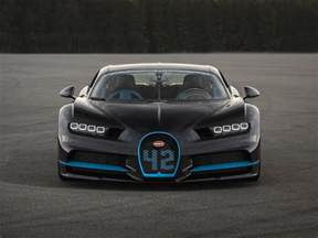 Bugatti Top Speed Record The 3 Million Bugatti Chiron Set A New Speed Record