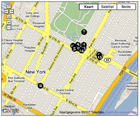 openbare toiletten new york keergids voor populaire iphone lokaties