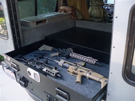under bed rifle safe monstervault underbed or full size vehicle safe 4828