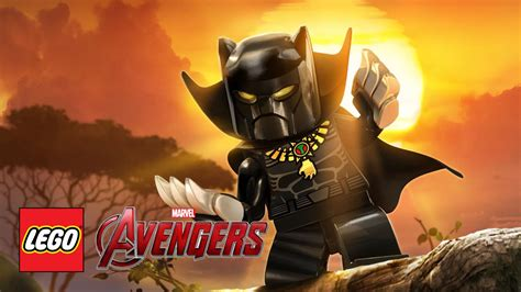 Kaos Marvel Black Panther Wakanda Coffee the brick fan lego news lego reviews and discussions