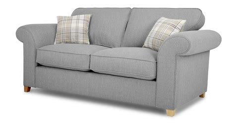 dfs 2 seater sofa bed dfs dorset fabric 2 seater sofa bed 61779 ebay