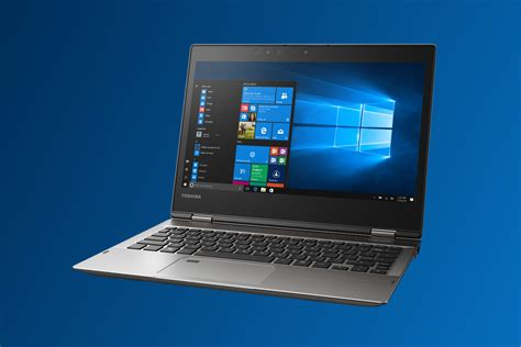 toshiba unveils a robust 2 in 1 pc aimed at professional users
