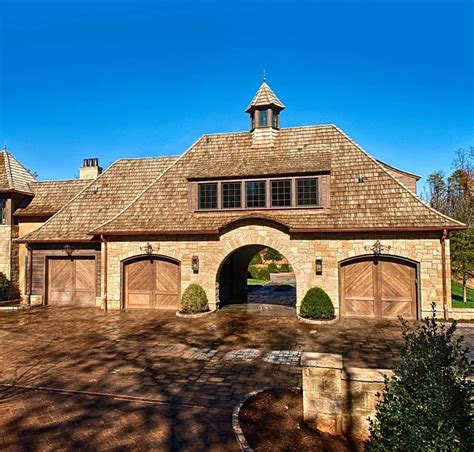 Garage Arch by Garages Imagine This As Your Garage And Walk Through