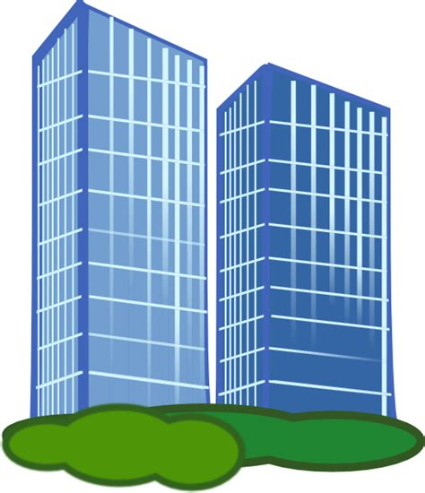 building clipart commercial property clip at clker vector clip
