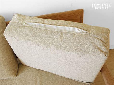dry clean sofa cushions joystyle interior rakuten global market 3 wooden sofa