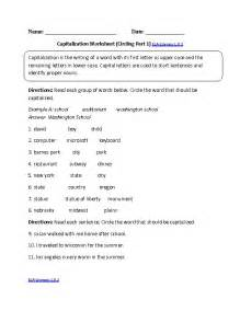 8th grade common core language worksheets english