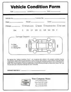 Vehicle Inspection Report Template by Vehicle Condition Report Templates Find Word Templates