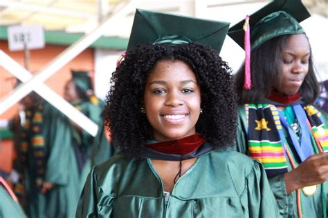 afro hairstyles for graduation graduation1
