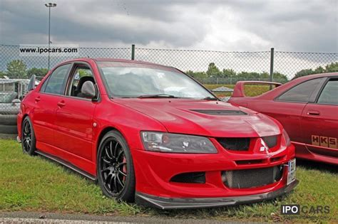 2003 Mitsubishi Evo Specs by Fq400 Specs Autos Post