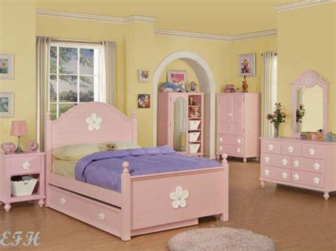 pc coven pink wood girls twin full bedroom set dresser nightstand trundle ebay