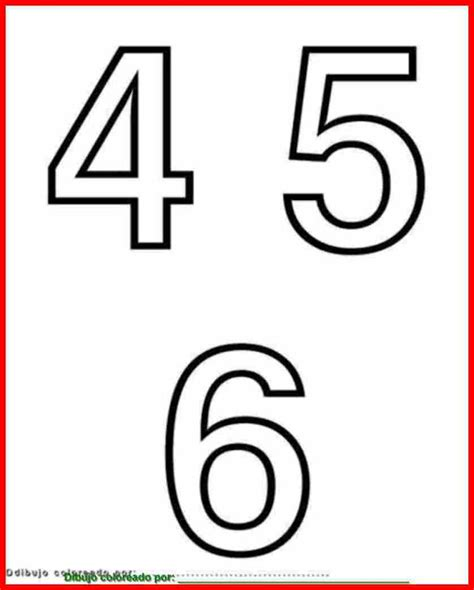 imagenes motivadoras para imprimir imagenes de los numeros para imprimir imagui