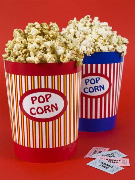 bicchieri pop corn le ricette per i popcorn feste e compleanni