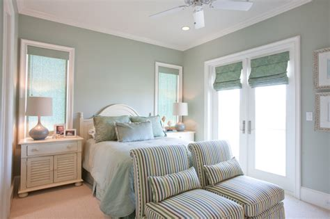 pale green bedroom ideas vacation home traditional bedroom houston by