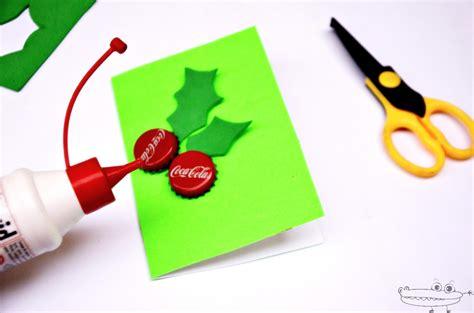 imagenes de tarjetas navideñas para hacer con niños ideas para hacer una postal navidea latest como hacer una