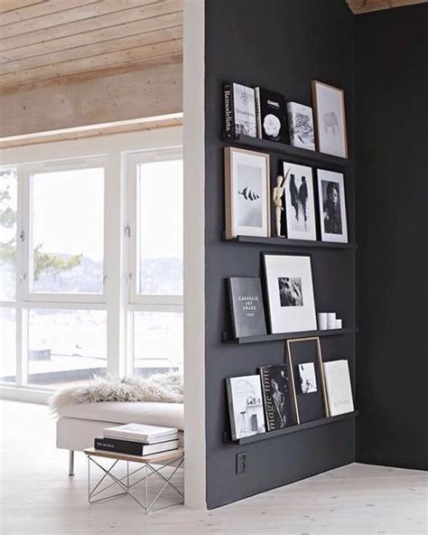 home design wall pictures best 25 monochrome interior ideas on black