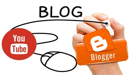 blogger youtube comment associer un blog blogger 224 youtube youtube