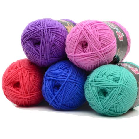 aliexpress yarn aliexpress com buy soft skin friendly milk cotton yarn