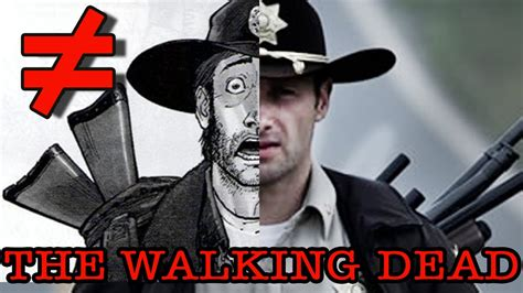 couch turner the walking dead the walking dead serie comic im vergleich dravens