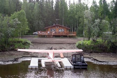 Flying With In Cabin by Alaska Fishing Lodges Alaska Fishing Cs Cabins And