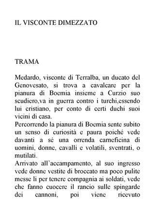 Il visconte dimezzato by Marina - Issuu