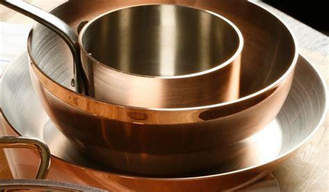 cuisine cuivre l entretien du cuivre pour les cuisines professionnelles