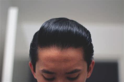 Pomade Black And White black white hair dressing pomade review the pomp