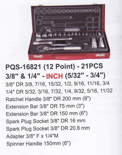 Bor Serba Guna By Sevilla Teknik 3 70a 3 8 products of perkakas socket supplier