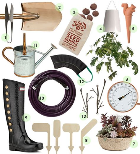 Gift Ideas For Gardener 2012 D S Gift Guide For Gardeners Design Sponge