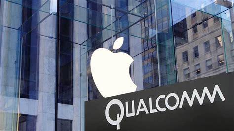 apple qualcomm qualcomm files counter lawsuit against apple inferse