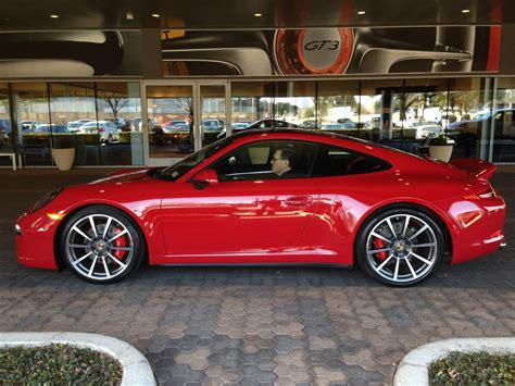 carmine red porsche carmine red 2014 991 c4s rennlist porsche discussion