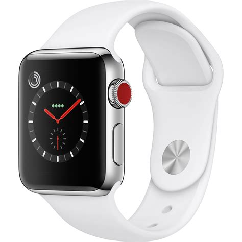 Smartwatch Apple Series 3 Apple Series 3 38mm Smartwatch Mqjv2ll A B H Photo