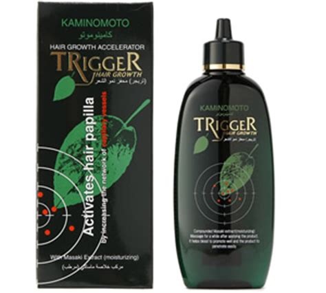 New Kaminomoto Hair Growth Trigger 180ml Ori kaminomoto hair growth trigger hair care products kaminomoto
