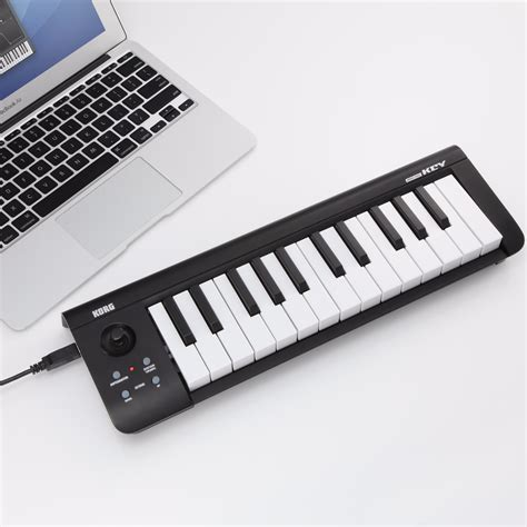 Keyboard Controller Korg korg microkey 25 midi controller keyboard w appeggiator by