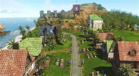 mmos with player housing comprehensive player review of archeage