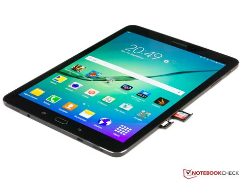 9 samsung galaxy tab samsung galaxy tab s2 9 7 lte tablet review notebookcheck net reviews