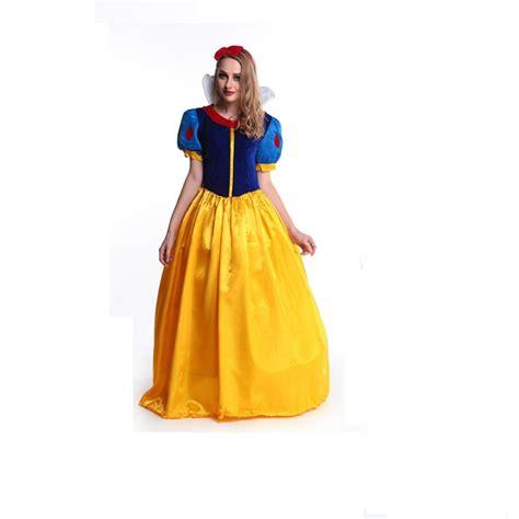 Snow White Dress Xl s xl fantasia princess snow white costume carnival dress snow