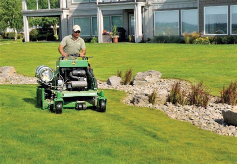 landscape companies there s no substitute for safety turf