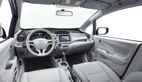 2013 Honda Fit Interior by 2013 Honda Fit Ev Interior Egmcartech