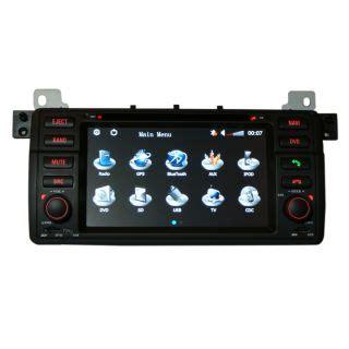 bmw e39 540 7u dash car dvd player gps nav system bmw x5 e53 540i 740i e38 e39 lear dsp navigation radio
