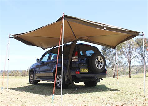 wing awning oz tent fox wing awning