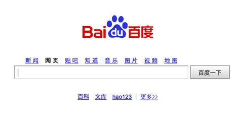 Free Search Engines The Whole Story Of Baidu Marketing China
