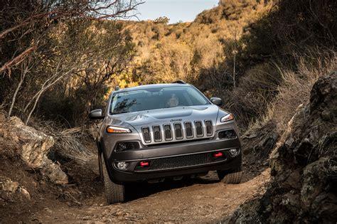 jeep trailhawk 2014 2014 jeep cherokee around the block automobile magazine