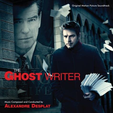 ghost writer the ghost writer 2010 soundtrack from the motion picture