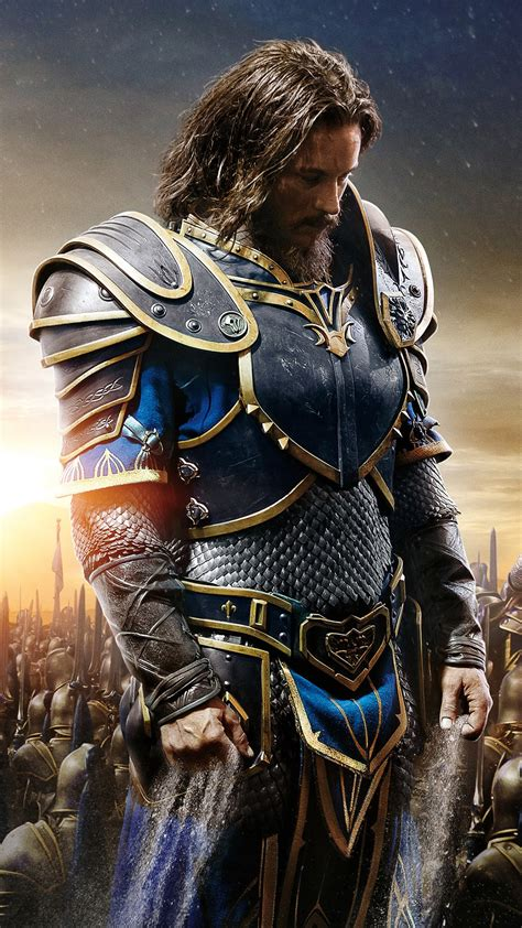 anduin lothar warcraft  wallpapers hd wallpapers