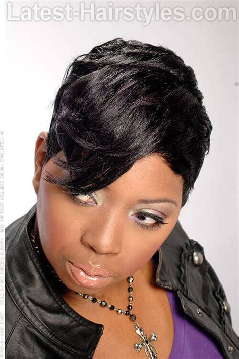 bob sew in hairstyles for black women feather bob sew in hairstyles for black women black