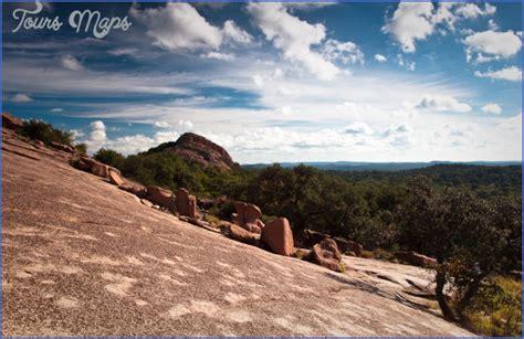 Enchanted Rock Garden Enchanted Rock State Area Map Toursmaps