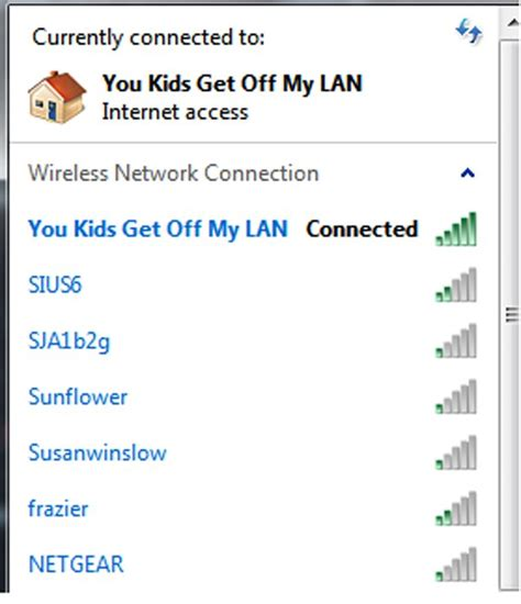 these 40 wi fi names are better than yours dorkly post