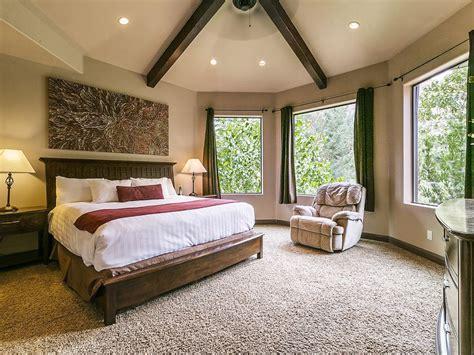 schlafzimmer utah ferienhaus mit bergblick in utah mieten 764486