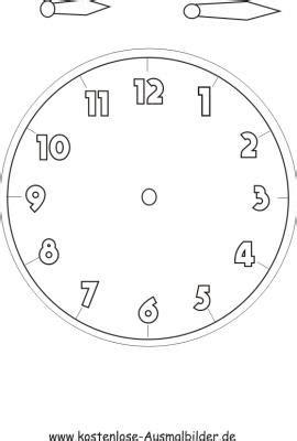 Kostenlose Vorlage Uhr Malvorlagen Uhren Malvorlagen Uhren Ausmalen Ausmalbilder